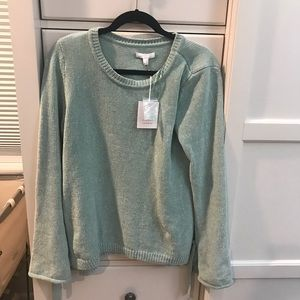 NWT lc Lauren Conrad mint sweater